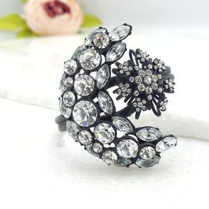 Lucky Brand Moon & Star Cuff Bracelet